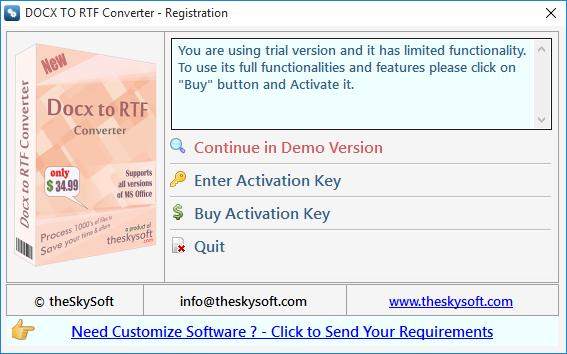 pdf to rtf converter software